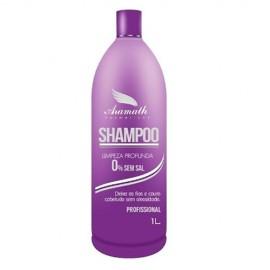 Shampoo Limpeza Profunda Profissional 1000ml
