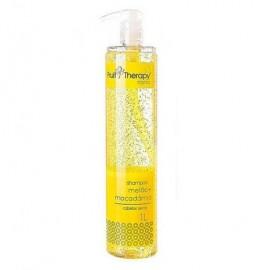 Shampoo Melão e Macadâmia Fruit Therapy Nano 1L Cabelo Seco ou Ressecado