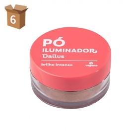 Pó Iluminador Dailus - 02 BRONZE - VEGANO - CX 6