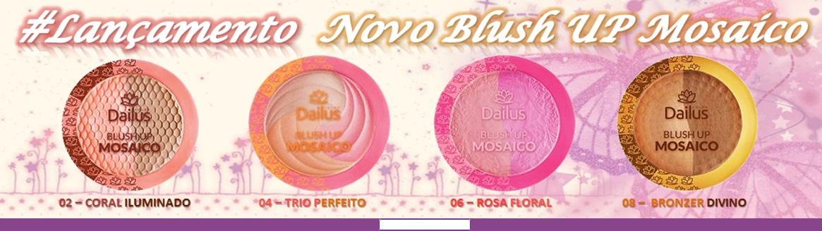 Blush UP Mosaico Dailus Color