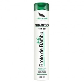 Shampoo Aramath Broto de Bambu 380ml