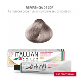 Coloração Itallian Color Professional 60g Pérola 989