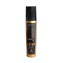 Shampoo Minerals Ouro Nobre 275ml Cabelos com Química