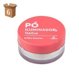 Pó Iluminador Dailus - 01 DOURADO - VEGANO - CX 6