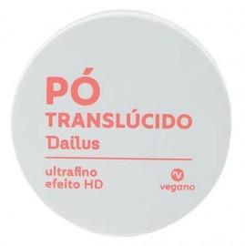 PÓ TRANSLUCIDO DAILUS ULTRA FINO VEGANO